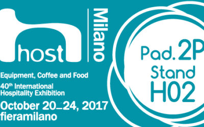 HOST  Milano Equipment, Coffee and food 40th International Hospitality Exhibition